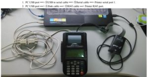 POS Thermal Printer for Online Food Ordering Php Website pictures & photos