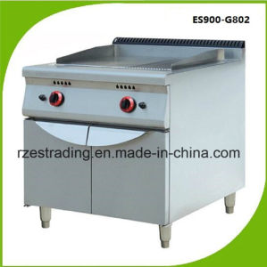 Stainless Steel Commercial Gas Griddle Es900-G802 pictures & photos