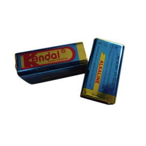 2PC Blister Card Alkaline Battery 6lr61 9V pictures & photos