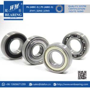 6206 Zz 2RS High Speed Spindle Radial Ball Bearing pictures & photos