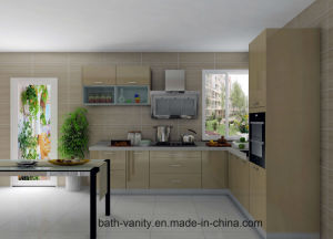 Newly High Gloss Lacquer Kitchen Furniture pictures & photos