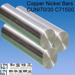 Copper Nickel Bar Cu90ni10, C70600, C7060X, Cupronickel Forged Flanges, Plate, Tube Sheet, Forgings pictures & photos
