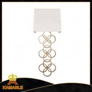 High Quality Brass Fabric Wall Sconce Lamps (ka9019) pictures & photos