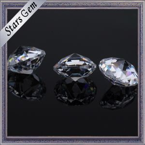 Very Shining Brilliant Rose Cut Beautiful Cubic Zirconia CZ Loose Gemstones for Jewelry pictures & photos