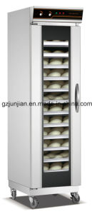 16 Pan Commercial Bread Proofer Setting on Oven pictures & photos