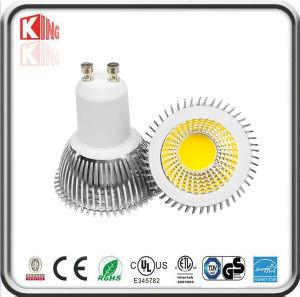 AC85-265V Ce RoHS GU10 LED Spot Light 3000k 4000k 90-100lm/W