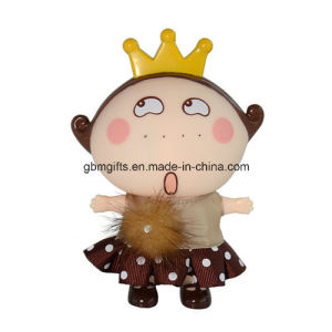 Custom Made Unique Souvenir PVC Plastic Doll pictures & photos
