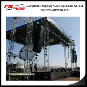 Aluminum Portable Sound Truss Speaker Tower Stand Truss pictures & photos