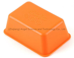 New Product Rectangular Silicone Mold for Muffin Cake Sc52 pictures & photos