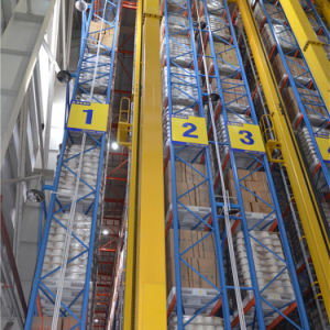 Warehouse Automated as/RS Rack System with Stacker Crane pictures & photos