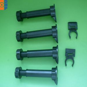 HJF-150b-2 Cabinet Leg Set for 150mm Plinth Height, Expanding Doewl Fixing pictures & photos