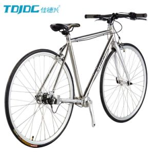 Inner 3-Speed Chainless Road Bicycle/24 Inch Leisure Road Bike pictures & photos