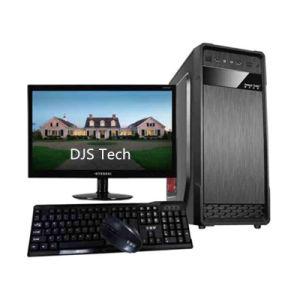 Wholesale Promotional OEM 17 Inch Personal Desktop Computer PC DJ-C004 pictures & photos