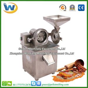 Electric Herb Grinder Commercial Spice Grinder Grinding Machines pictures & photos