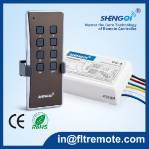 Wireless Remote Control Switch Controller System FC-4 pictures & photos