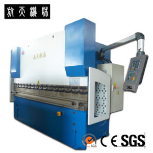 CE CNC Hydraulic Bending Machine Wc67y/K-100t/3200 pictures & photos