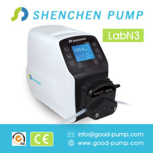 Membrane Dose Peristaltic Pump with Servo Motor pictures & photos