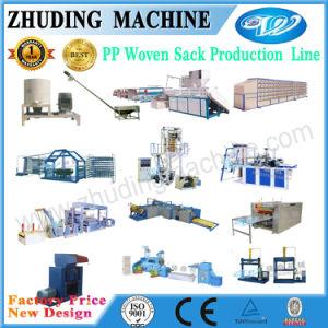 PP Woven Bag Machine Production Line pictures & photos