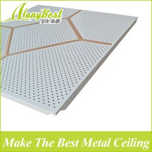 2017 New Pattern Aluminum Indoor Ceiling Panel Materials pictures & photos