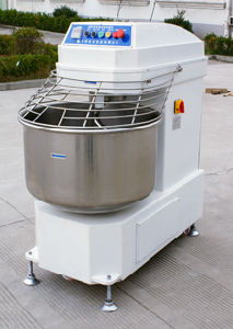 Bakery Equipment Double-Motor Double-Speed Dough Mixer pictures & photos