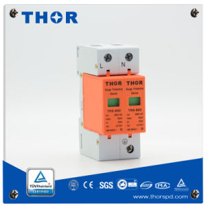 Surge Protector Lightning Arrester for AC Power for CE pictures & photos