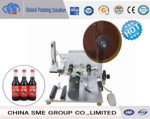 Semi Automatic Flat Surface Labeling Machine (mm-120A) pictures & photos
