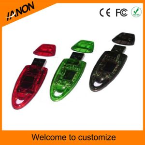 Wholesale USB Pen Drive Plastic USB Flash Drive pictures & photos