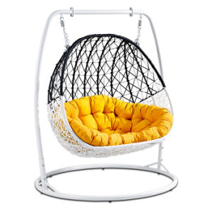 New Double Swing Swing, Rattan Furniture, Rattan Basket (D154) pictures & photos