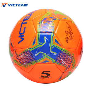 Regulation Size Weight Machine Sewn Soccer Ball ODM pictures & photos