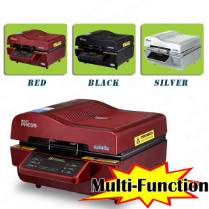 Multi-Function 3D Vacuum Sublimation Heat Transfer Printing Machine (ST-3042) pictures & photos