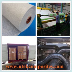 Fiberglass Chopped Strand Mat for Pipe pictures & photos