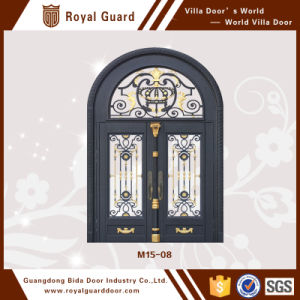 Factory Price Customized Design Capable of Theft Proof Door Villa Door Garden Door