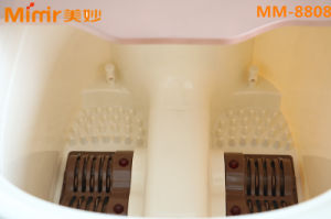 Electric Foot Massage Basin with Heating Bubble Oxygen mm-8808 pictures & photos