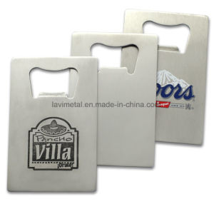 Wholesale Factory Price Custom Credit Card Bottle Opener pictures & photos