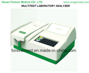 Same Time Two Function Analyzer / Chemistry Coagulation Analyzer pictures & photos