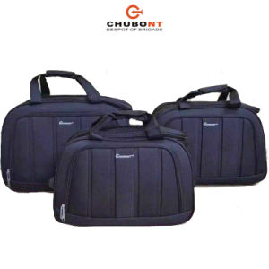 Chubont Hot Sell Nylon Material Cheap Trolley Bags 3PCS Set pictures & photos