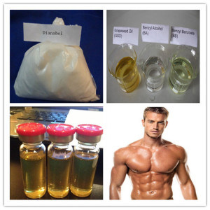 Raw Steroids Powder USP 99% Testosterone Decanoate Anabolic CAS: 5721-91-5 pictures & photos