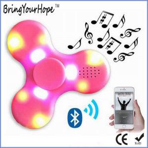 Bluetooth Speaker Music Fidget Hand Spinner (XH-HS-006) pictures & photos