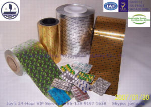 Aluminum Foil for Medical Packaging pictures & photos