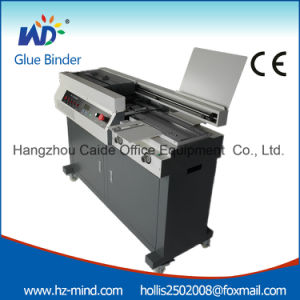 Professional Manufacturer 50mm A4 Perfect Glue Binder (WD-50XA4) pictures & photos