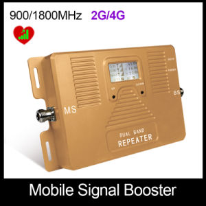 2g 4G, 900/1800MHz Mobile Signal Repeater pictures & photos