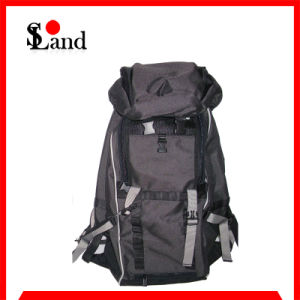 Black Skiing Hiking Backpack Bag pictures & photos