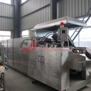 27-63 Plate Mold Wafer Making Machine pictures & photos
