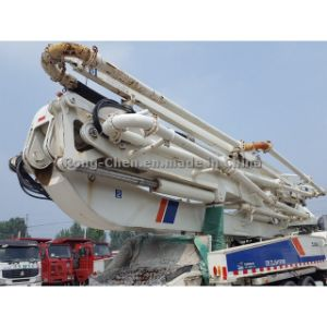 Used Zoomlion Concrete Pumps 48 Meters for Sale pictures & photos