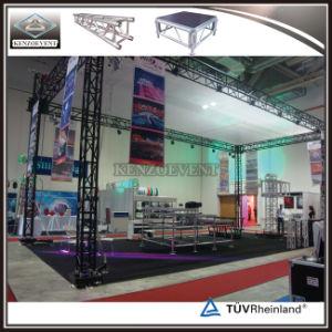 Exhibition Truss Aluminum Black Spigot Truss for Trade Show pictures & photos