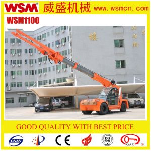 Crane for Unloading Marble Slab Max 10 Tons Max 10 Meters pictures & photos
