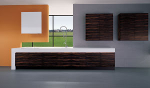 Modern Style Home Bar with Wine Shelf pictures & photos