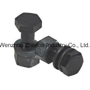 Structural Bolt A325 A490, High Strength Steel, Heavy Hex pictures & photos