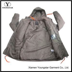 Ys-1075 Windbreaker Winter Waterproof Breathable Tactical Softshell Jacket Hoodie Mens pictures & photos