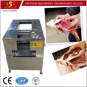 Durable Small Fish Gutting Visceral Removing Machine pictures & photos